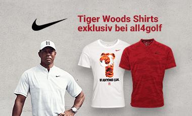 02020f5b Tiger Woods Golfshirts Von Nike All4golf