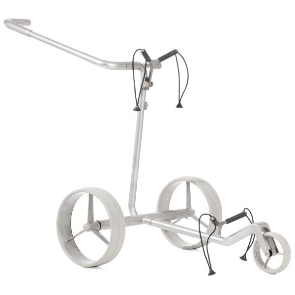 JuStar Elektro-Trolley Carbon 3-Rad