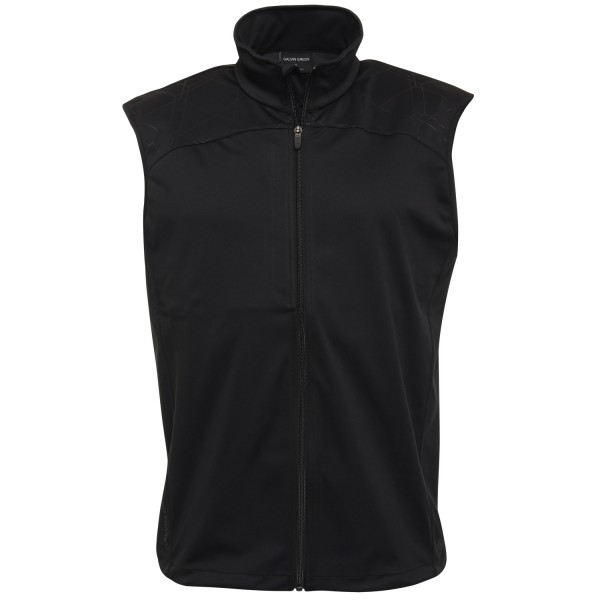 Galvin Green Windstopper Weste Buzz, schwarz