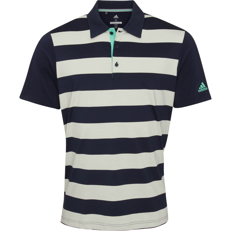 adidas poloshirt ultimate 365 rugby block stripe kurzarm. Black Bedroom Furniture Sets. Home Design Ideas