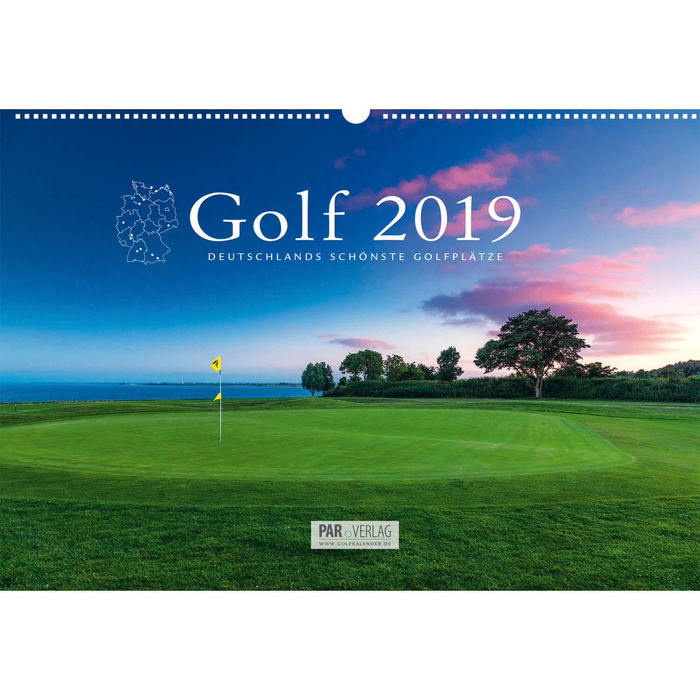 par verlag golf kalender 2019 hier g nstig kaufen all4golf. Black Bedroom Furniture Sets. Home Design Ideas
