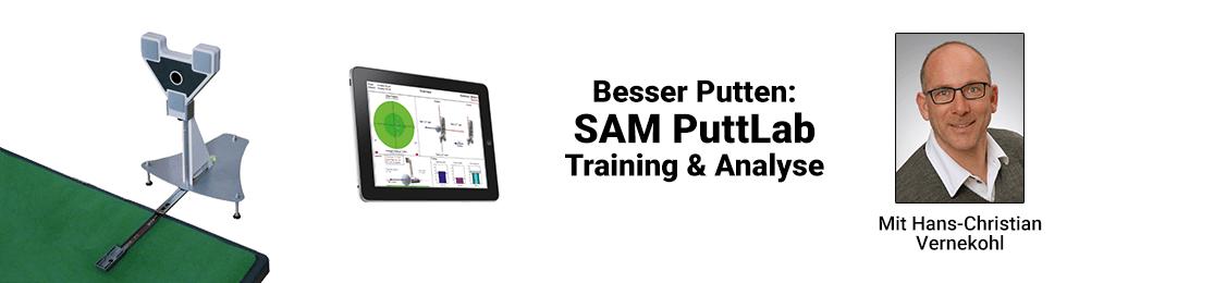SAM PuttLab Training