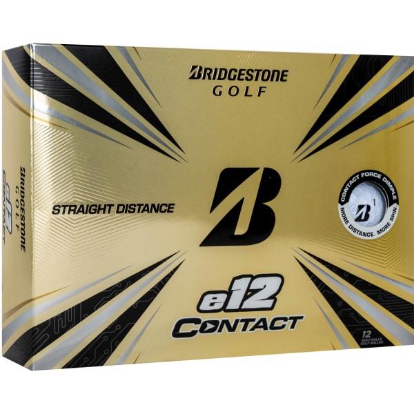 Bridgestone Golfball e12 Contact