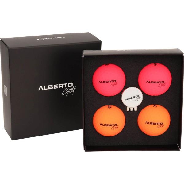 Volvik Geschenkset Alberto Golf Winter Edition