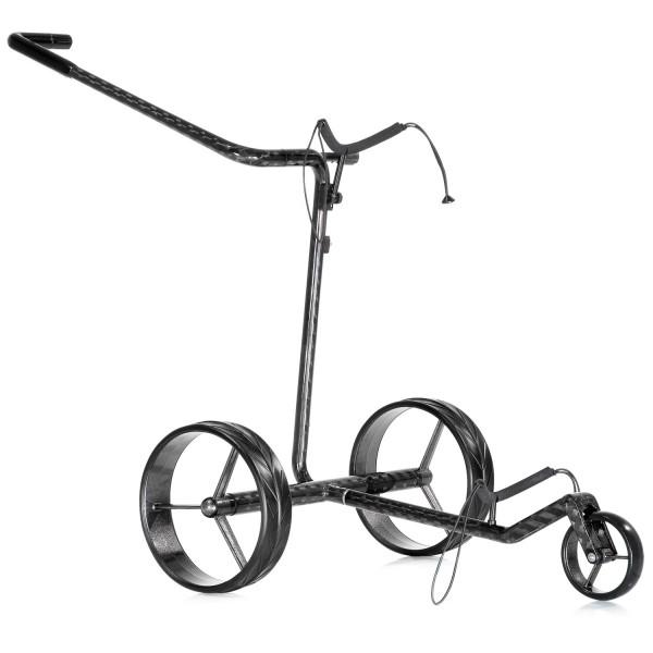 JuCad Elektro-Trolley Carbon Drive 2.0 Fernbed.