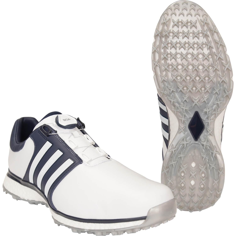 wholesale fresh styles affordable price adidas Golfschuhe Tour360 XT-SL BOA, wide, weiß hier günstig kaufen |  all4golf