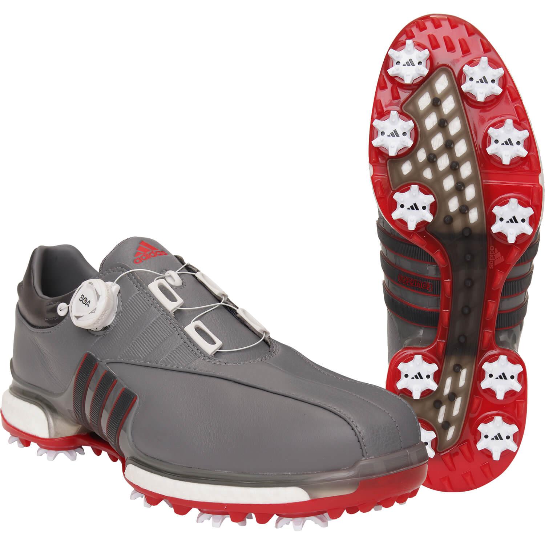 adidas Golfschuhe Tour360 EQT BOA, graurot hier günstig kaufen | all4golf