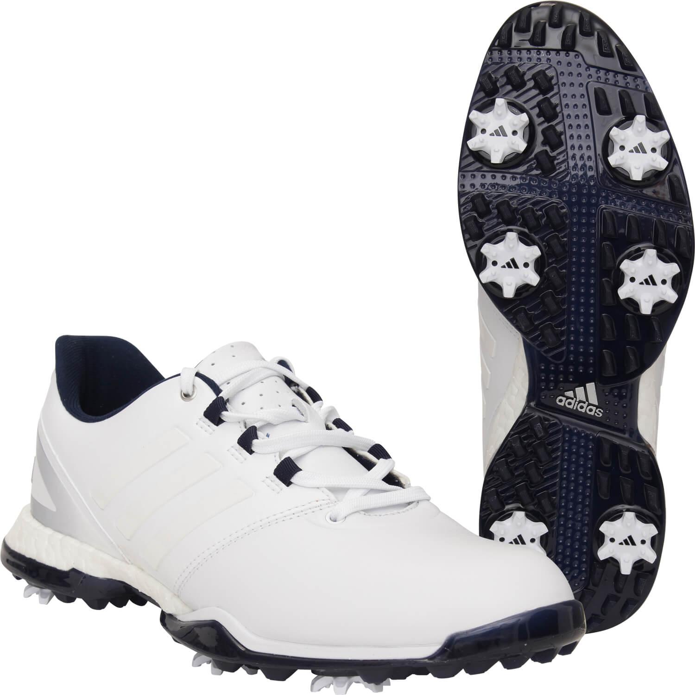 performance sportswear purchase cheap new list adidas Golfschuhe adipower boost 3, weiß hier günstig kaufen   all4golf