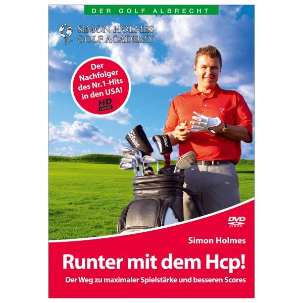 Albrecht Simon Holmes Runter mit dem Hcp, DVD